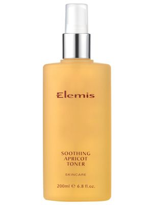 Elemis Soothing Apricot Toner is cooling, smells gorgeous (not too strong), and helps whatever you put on top (serum or moisturizer) penetrate skin more effectively. Best of all: Not remotely drying.