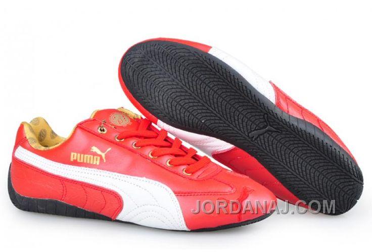 http://www.jordanaj.com/puma-speed-cat-leather-shoes-red-white-cheap-to-buy.html PUMA SPEED CAT LEATHER SHOES RED/WHITE CHEAP TO BUY Only 73.79€ , Free Shipping!