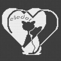 """Платная схема. PAID SCHEME Gallery.ru / eledor - Альбом """"Схемы с сердечками"""""""