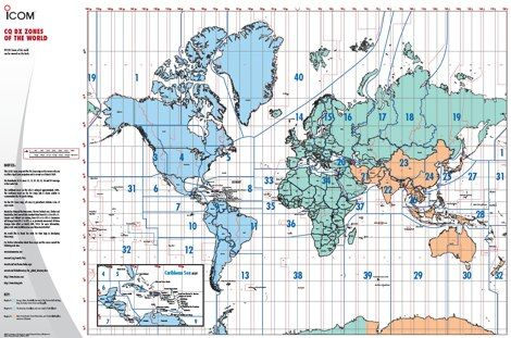 a 6 mb pdf file of cq zones and itu zones and prefixes made