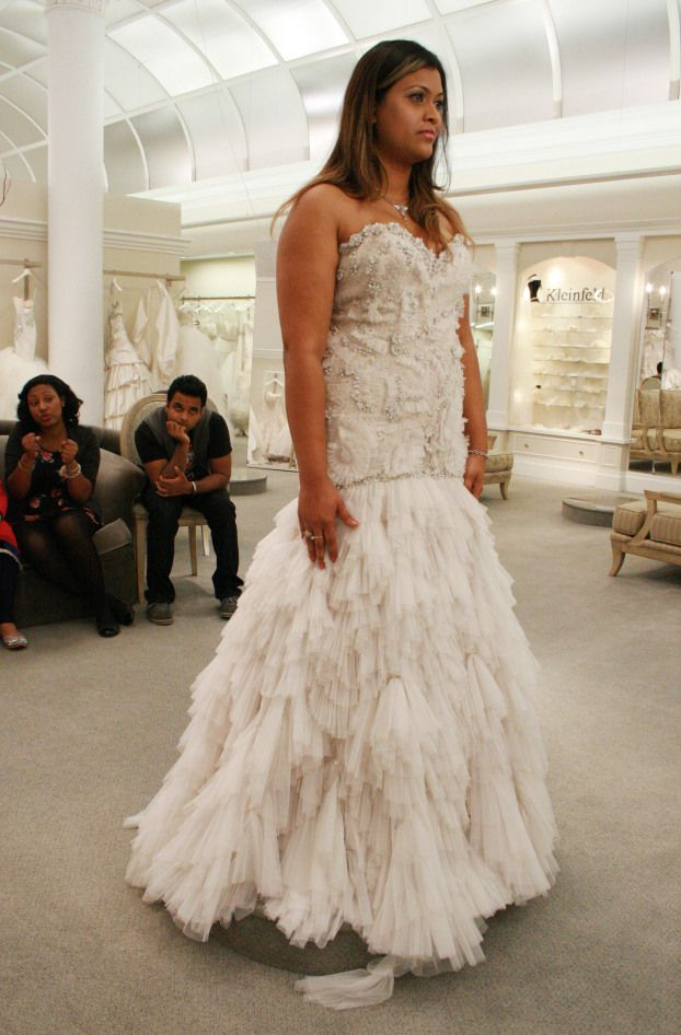 Fabulous Season Featured Wedding Dresses Part