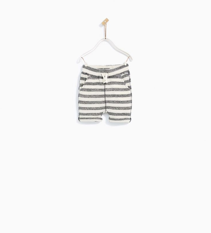 FLOWING BERMUDA SHORTS WITH POCKETS-SHORTS-BABY BOY | 3 months - 4 years-KIDS | ZARA United States