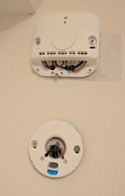 Install Nest Uk Thermostat And Nest Heat Link  3rd Gen