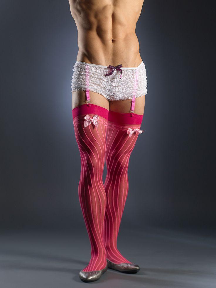 Crossdressing: Lingerie for Men, Men's Lace, Men's Satin & Panties