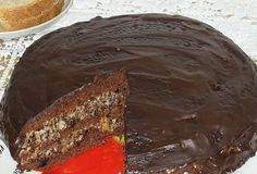 """Самые вкусные рецепты: Торт """"Чернослив в шоколаде"""""""