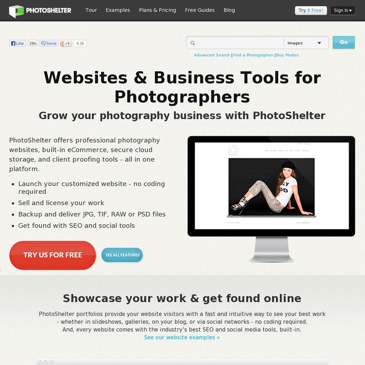 PhotoShelter is dedicated to providing photographers online tools to build and grow a successful business - http://www.photoshelter.com/