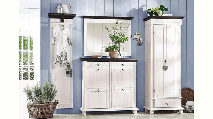 Jetzt Home affaire Garderoben-Set »Helma« (4-tlg.) günstig im naturloft Online Shop bestellen