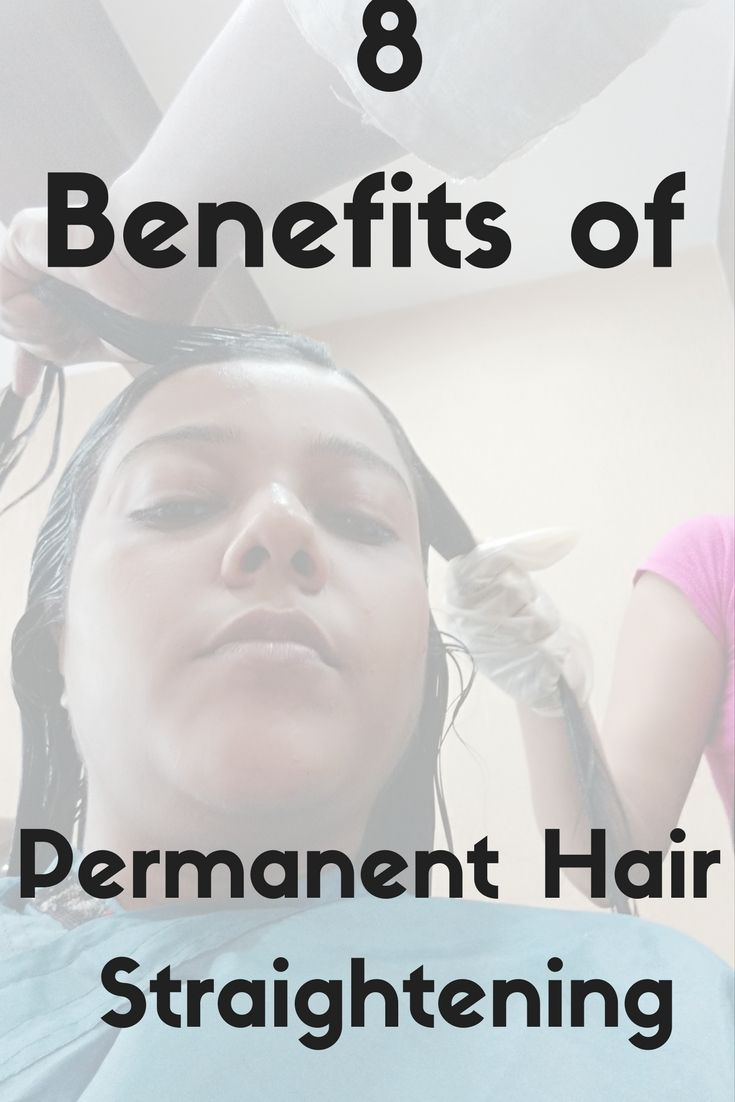 Undo straight perm - Benefits Of Permanent Straightening Advantages Of Permanent Hair Straightening Sharing With You All The Benefits