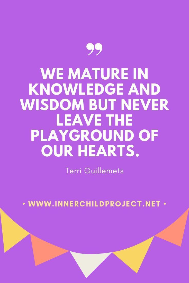 Pin On Inner Child Quotes