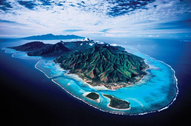 Остров Муреа, Французская Полинезия