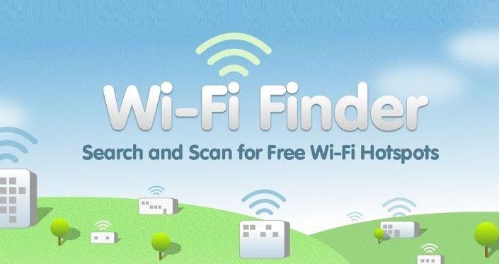 Cómo encontrar redes wifi abiertas y gratuitas con WiFi Finder