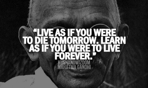 Mahatma Gandhi(1869 – 1948) is considered as a father of every Indian people who brought the independence for India from the British rule in 1947; when we