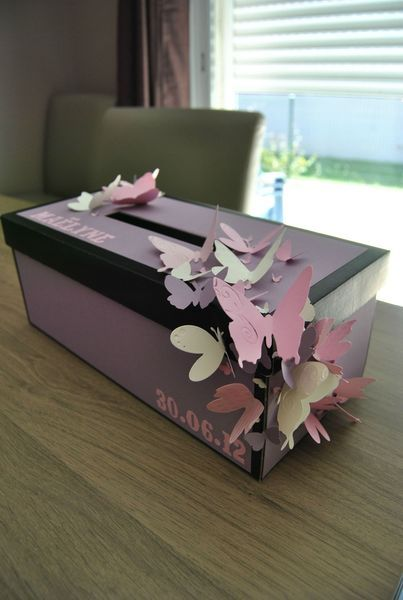 17 best ideas about anniversaire 60 ans on pinterest 60 for Decoration boite carton