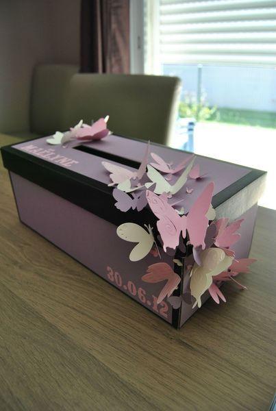 17 best ideas about anniversaire 60 ans on pinterest 60 ans anniversaire a - Decoration boite carton ...
