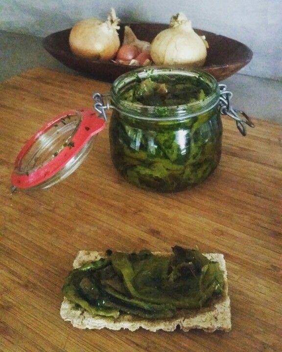 Les 25 meilleures id es concernant mettre des poivrons en - Cuisiner avec ce que l on a dans le frigo ...