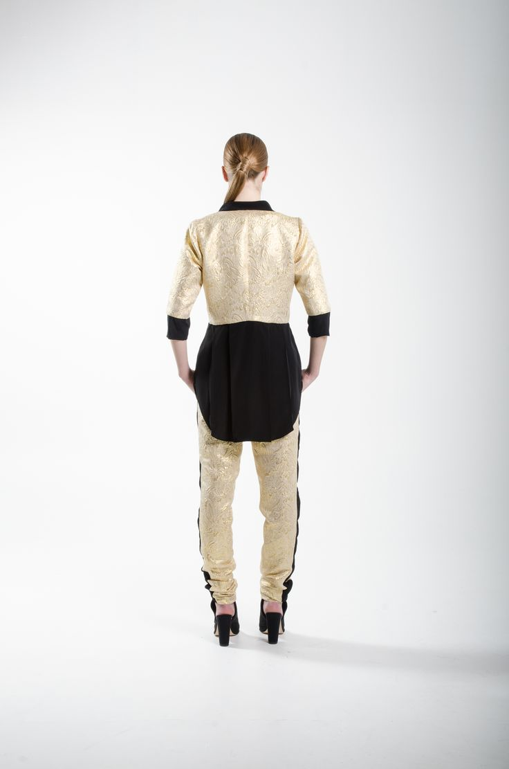 Mardle : The Gilded Magpie SS14/15 Photographer: Nikita Brown