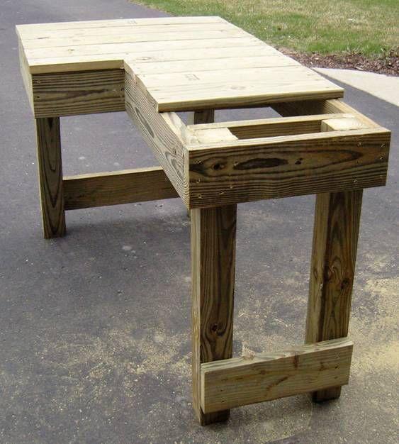 Best 25+ Reloading bench plans ideas on Pinterest | Workbench ideas, Workbench plans and ...