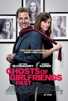 Ghosts of Girlfriends Past (2009) movie #poster, #tshirt, #mousepad, #movieposters2