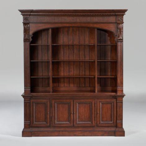Ethanallen Com Townhouse Library Bookcase Ethan Allen Furniture Interior Design For