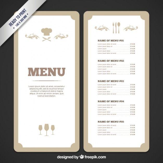 10 best kids design images on Pinterest Free stencils - cocktail menu template free download