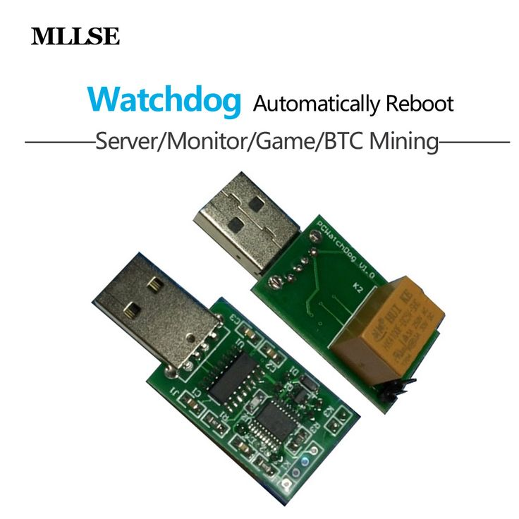 >> Click to Buy << USB Watchdog Card / Computer / Unattended Automatic Restart Blue Screen / Mining / Game / Server 24 hours Computer Sensor Switch #Affiliate
