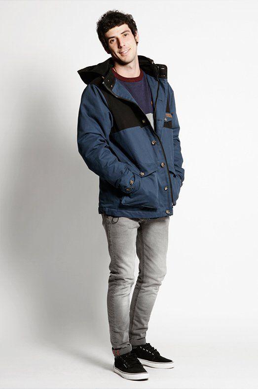 Protagonista, el abrigo: Hydroponic, Jack and Jones, New Caro, Diesel Footwear