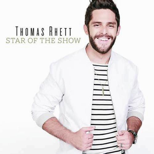 "Thomas Rhett sings about the ""Star Of The Show"""