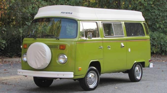 1976 Riviera In Greensboro Nc Vw Bus Vw Bus T2 Vintage Vw Camper