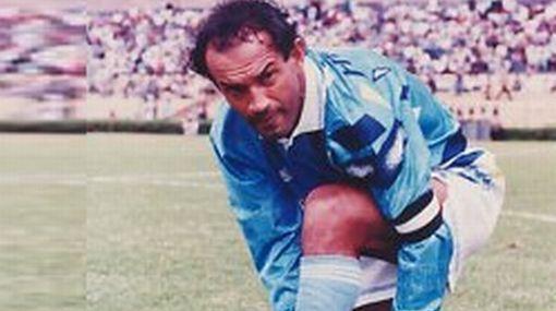 Pedro 'El Pelado' Garay obtuvo con Cristal el subtítulo del año 1992 y luego el tricampeonato en los años 1994, 1995 y 1996