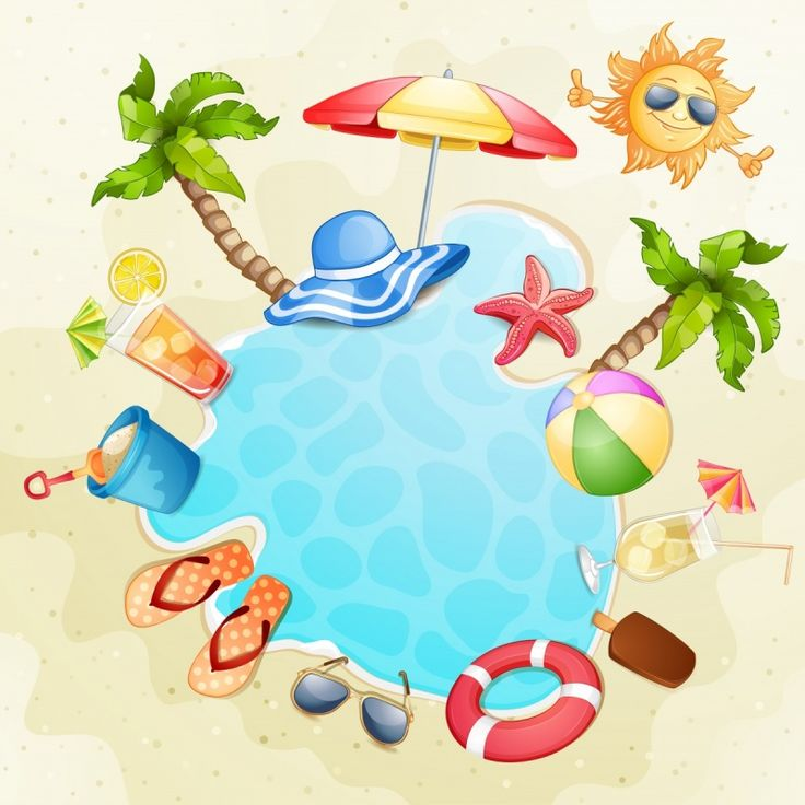 Stock image HD Summer time