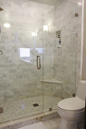 46 best images about small showers ideas on pinterest for Simple bathroom renovations