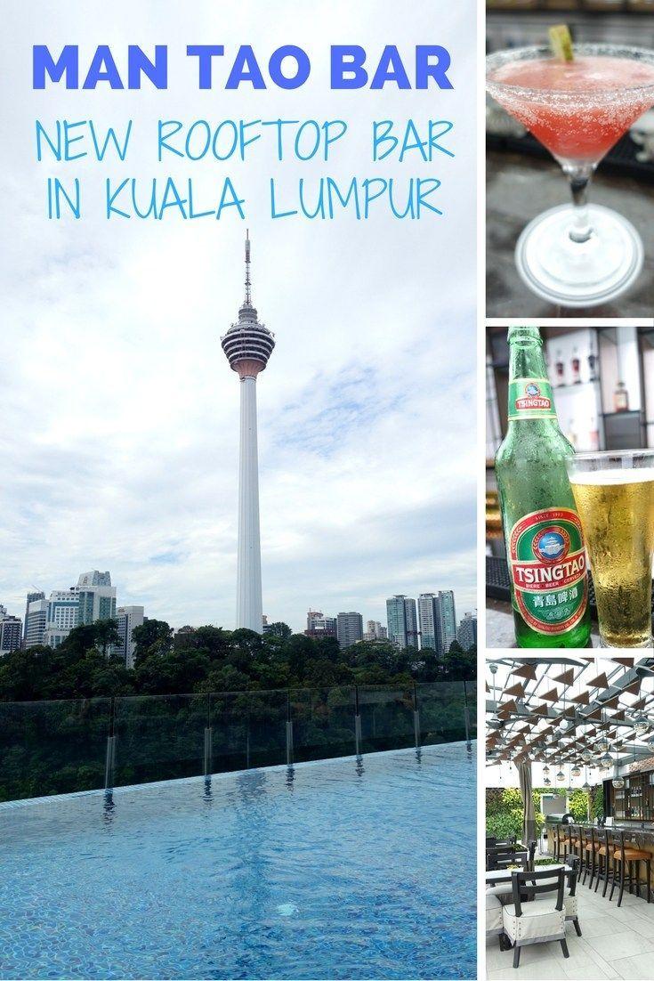 Man Tao Bar - Hotel Stripes Kuala Lumpur