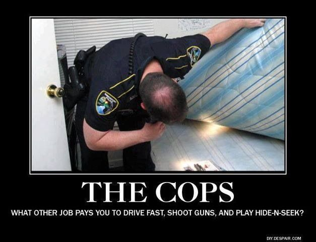Cop Funny Police Sayings