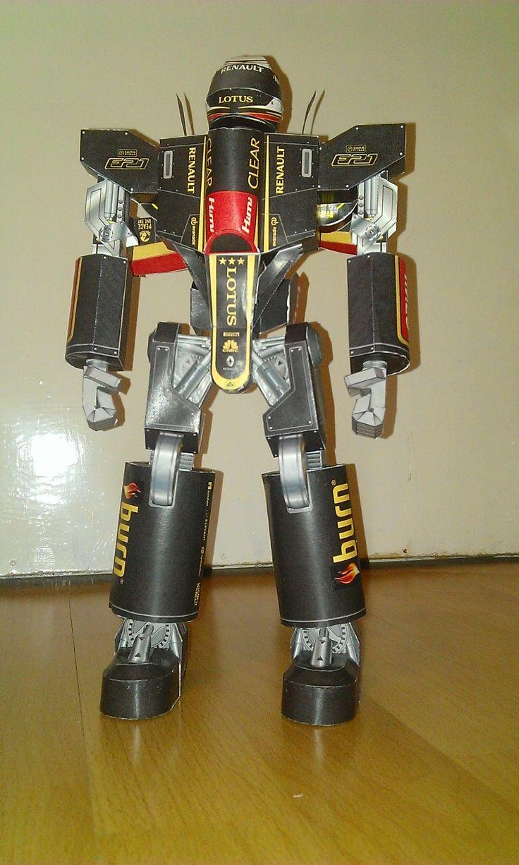 #MyKimiRobot final product