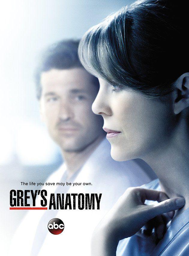 Grey\'s Anatomy (TV Series 2005– ) | TV Series | Pinterest | Patrick ...