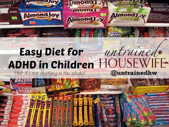 Diet plan for ADHD child. This article is packed full of information that you should read...