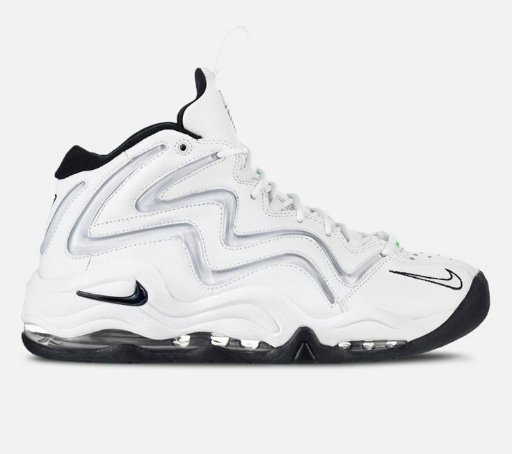 Nike Air Pippen 1 OG-White-Black-Varsity Red-Metallic Silver