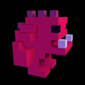 voxel monster - Google 검색
