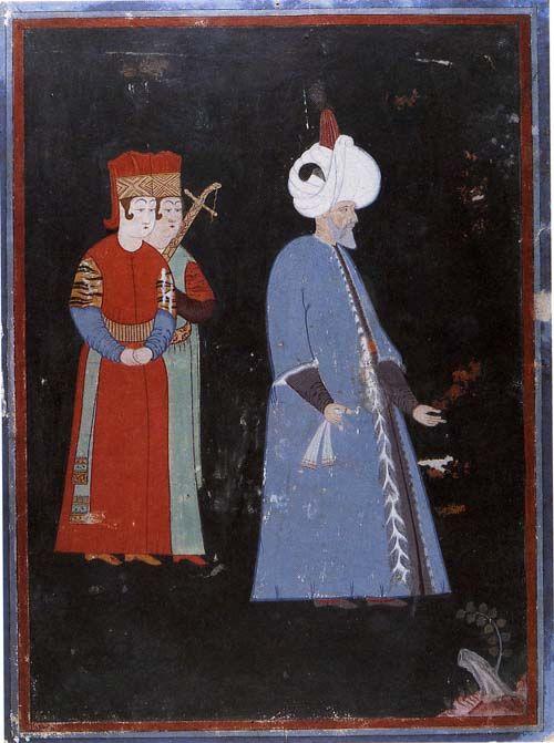 Nakkaş Nigâri'nin Kânunî Sultan Süleyman minyatürü, 1494 – 1572.  #art #arwork #fineart #münyatür #NakkaşNigari #kanunisultansüleyman #artist #sanat