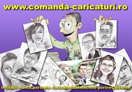 Echipa Comanda-Caricaturi