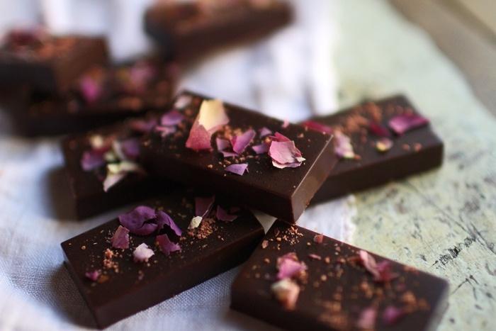 Rose chocolate. Kiitos Hyvää | Trendi