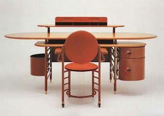 Frank Lloyd Wright Furniture From The Larkin