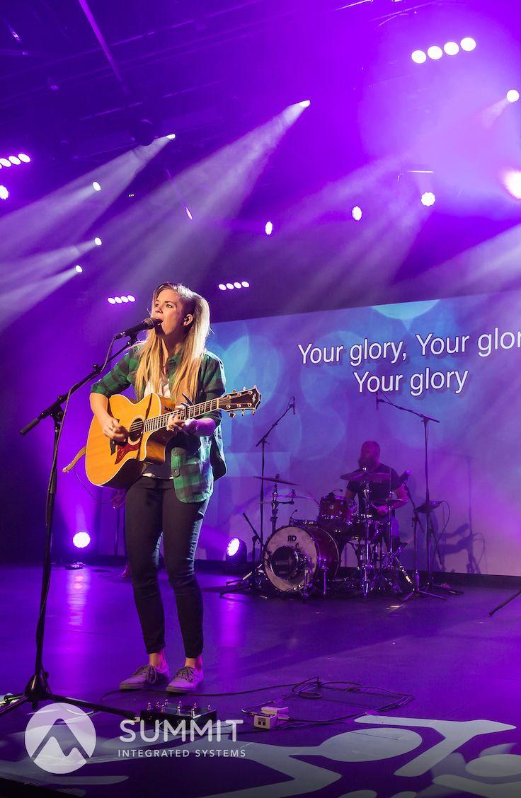 Red Rocks Church - Lakewood, CO - Church Audio, Church Video, Church Lighting - Summit Integrated Systems