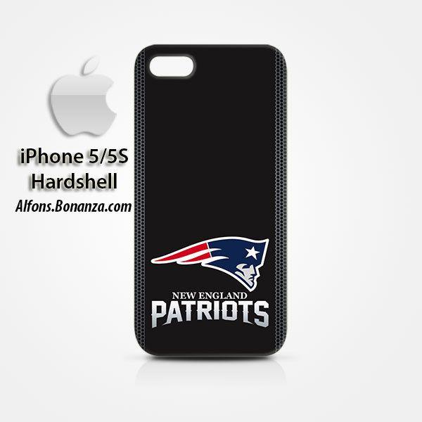 New England Patriots Logo iPhone 5 5s Hardshell Case