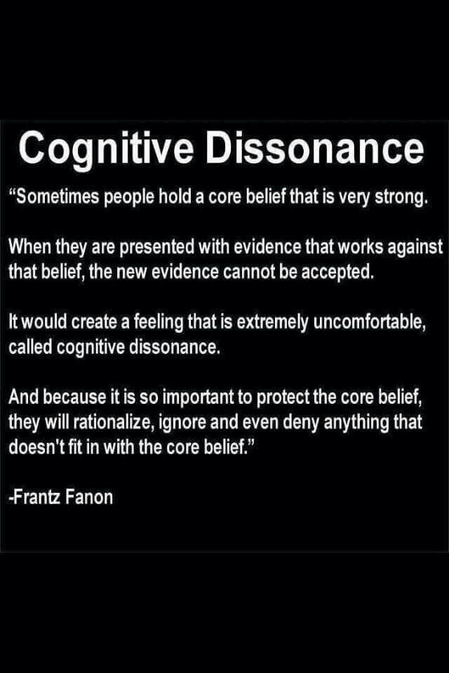 Pin By Adam James On Theology Cognitive Dissonance