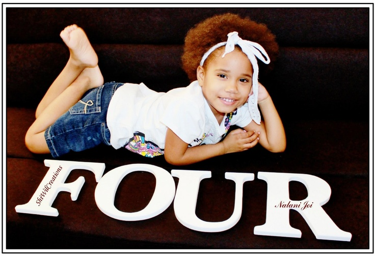 4 year old photo shoot.
