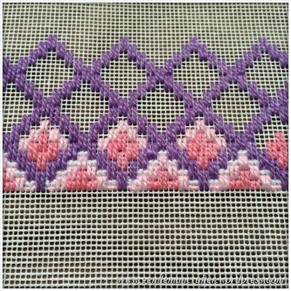 bargello embroidery patterns - Αναζήτηση Google                                                                                                                                                                                 Más