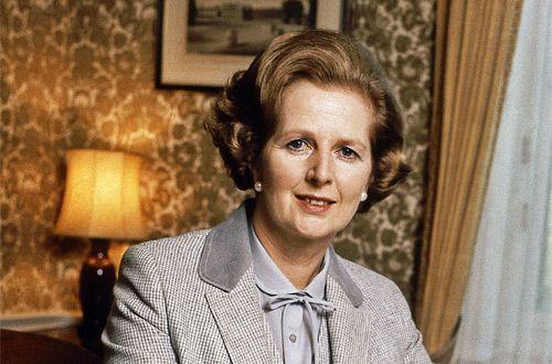 Самой влиятельной женщиной за последние 200 лет стала Маргарет Тэтчер