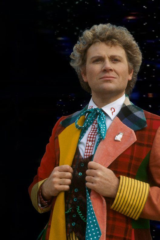 The Sixth Doctor Colin Baker | The Sixth Doctor | BBC Doctor Who 06 Colin Baker