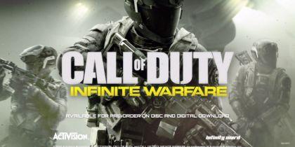 Call of Duty: Infinite Warfare  Multiplayer-Trailer Oficial